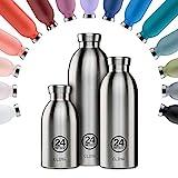 24Bottles Clima, Trinkflasche aus Edelstahl, Mehrfarbig, 500 ml