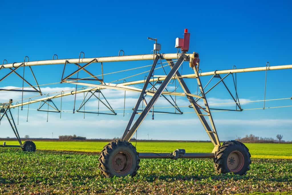Landwirtschaft Bewässerung